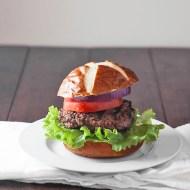 Hamburgers for Man Food Monday