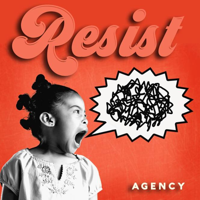 Resist album is now available from Agency.