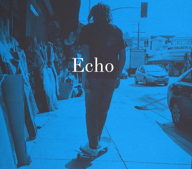 Echo music video produced by Monti and Josh Stevens