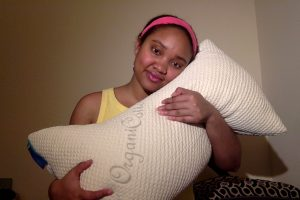 Briana Booker product review on EverPillow