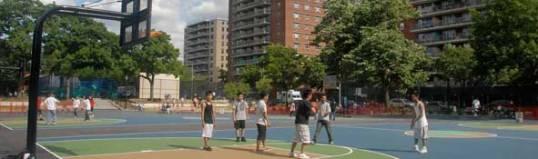 basketball playground