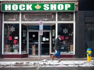 Hock Shop