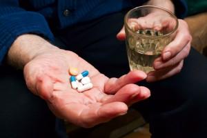 antipsychotic hand