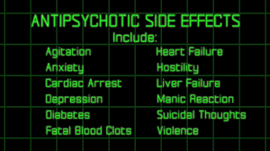 antipsychotic side effects