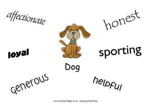 characteristics-dog
