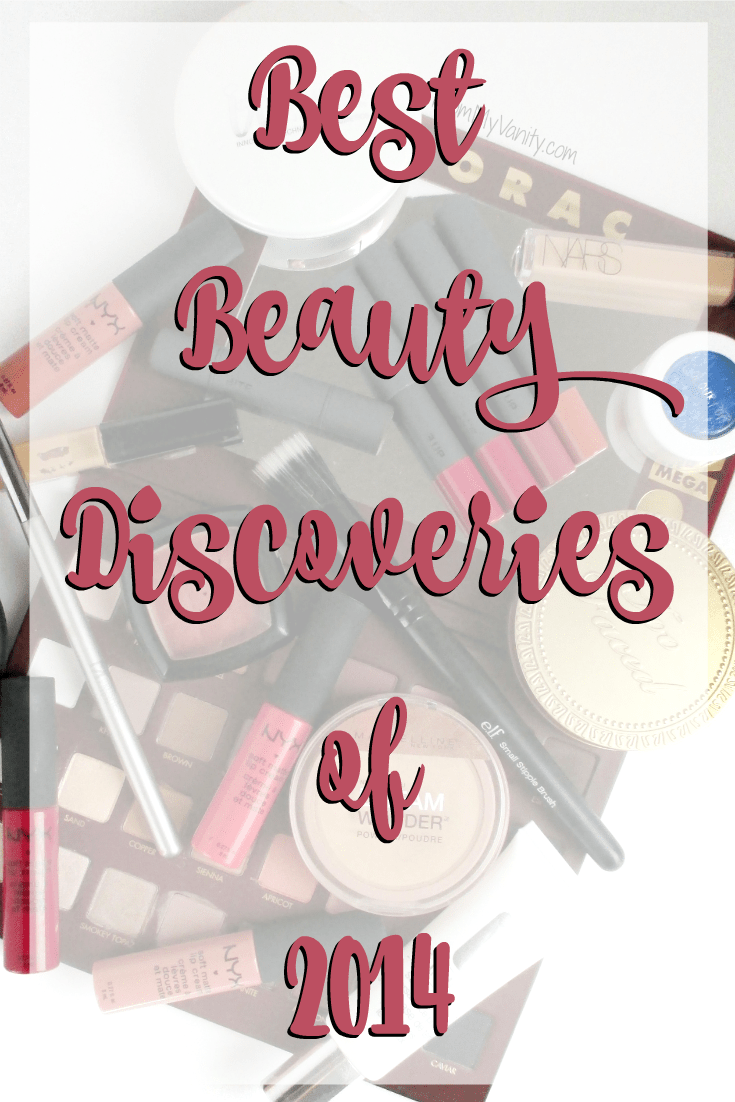 All these products were stellar finds in 2014! | Best Beauty Discoveries of 2014