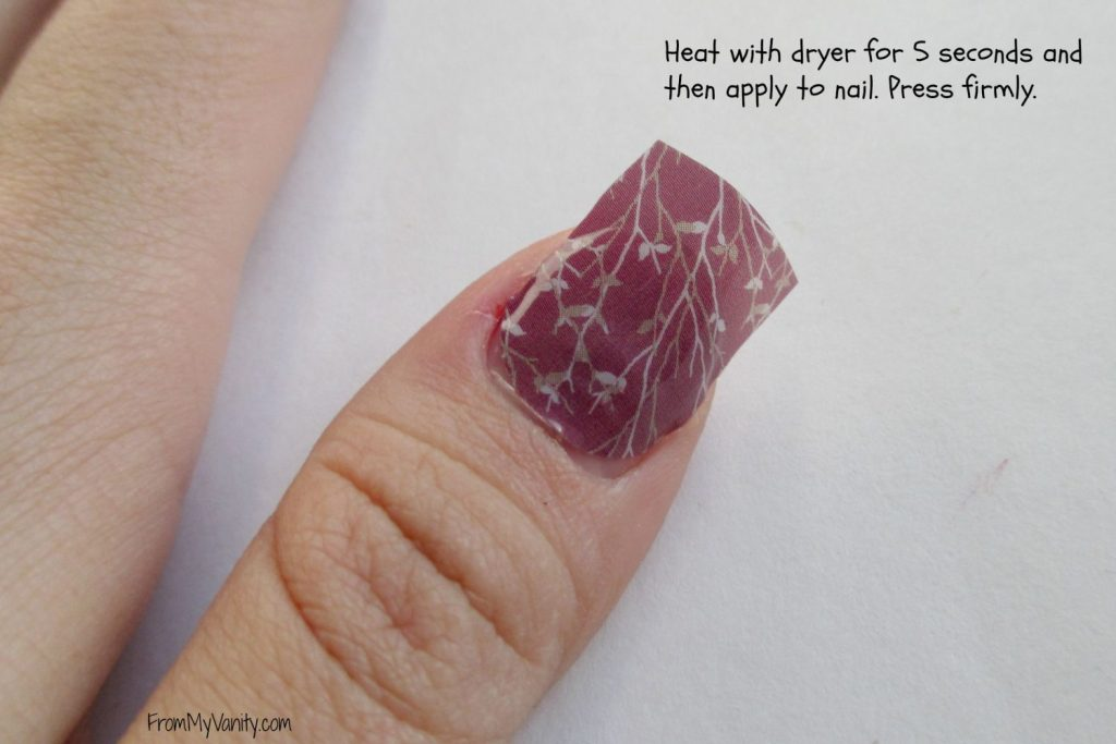 jamberry-nail-wraps-tutorial-review-steptwo