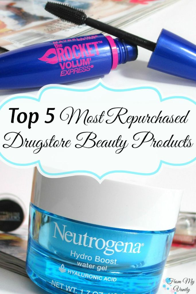 Favorite Drugstore Beauty Buys // Save It & Read Later // Elle Sees & From My Vanity
