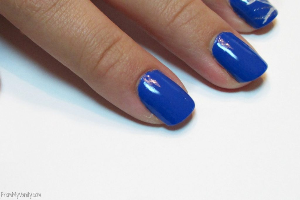 How to Fix a Broken Nail // Step 5: Paint Nail // FromMyVanity.com