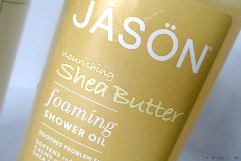 New Products from Avalon Organics, Jason, Alba Botanica, & Proactiv+ // Jason Foaming Shower Oil // @LadyKaty92 FromMyVanity.com