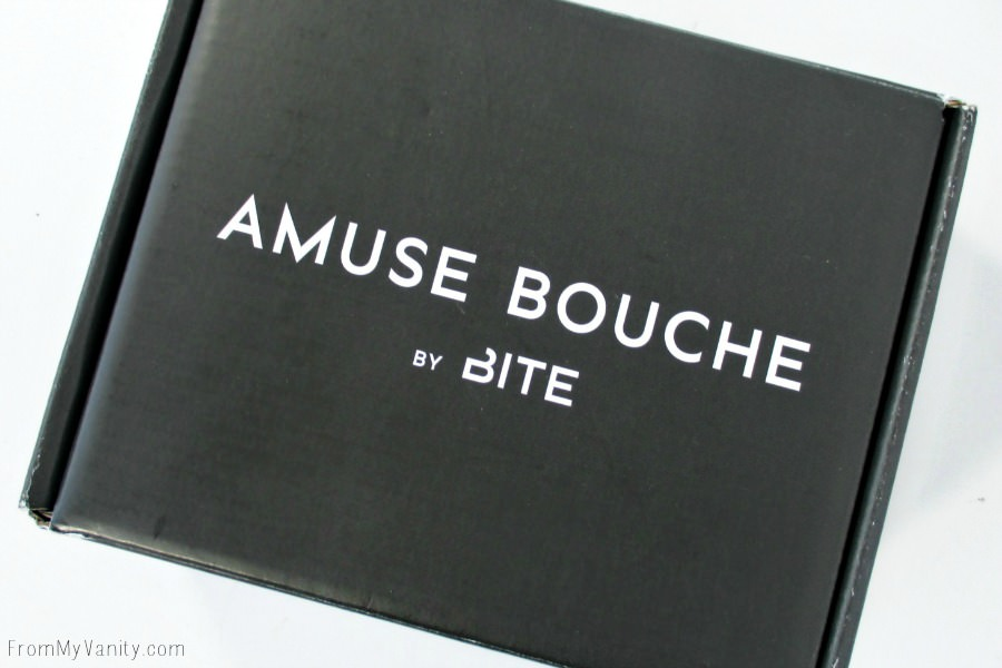 Bite Beauty Amuse Bouche lpsticks are featured in this new Influenster box!  FromMyVanity.com