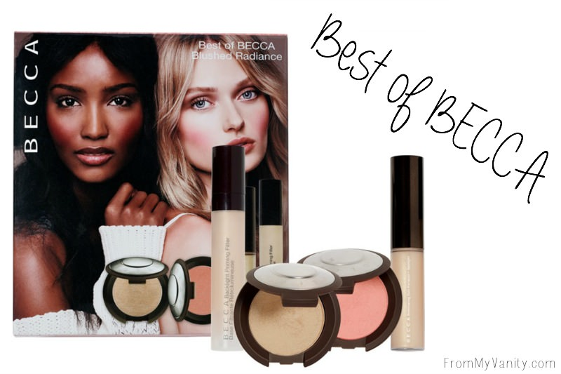 Such a great kit -- the Best of BECCA! I always hear great things about her products!