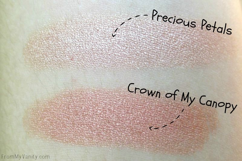 Wet n Wild Summer 2016 Collection Highlighter Swatches
