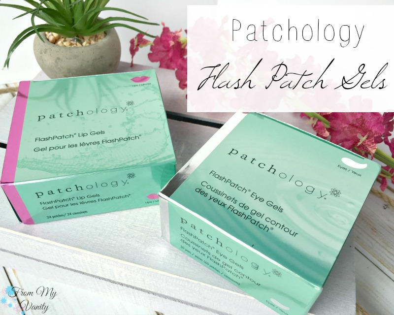 Patchology FlashPatch Eye and Lip Gels!