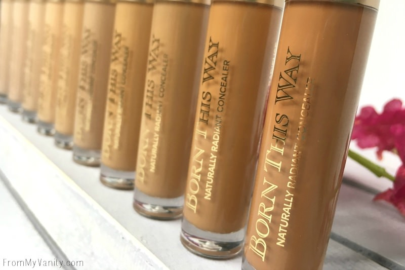Too Faced introduced concealers to their Born This Way line!
