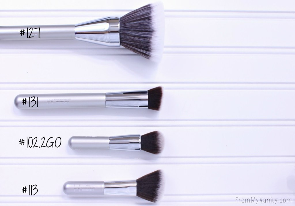 IT Brushes for ULTA Airbrushed Essentials Collection Face Brushes