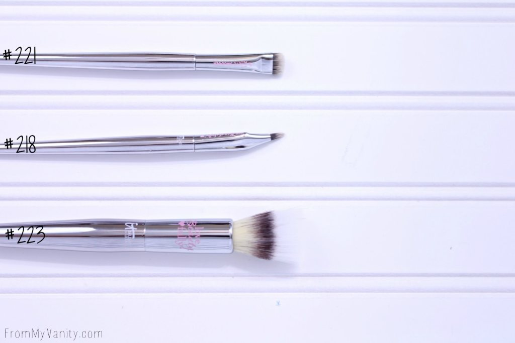 IT Brushes for ULTA Love Beauty Fully Collection Brushes