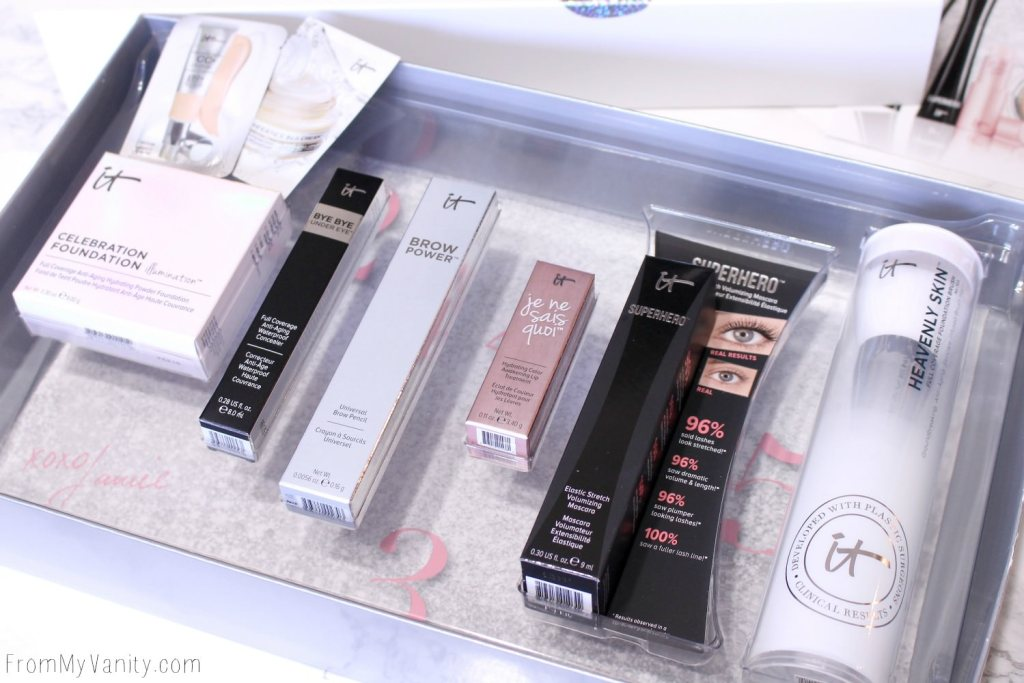 IT Cosmetics Most-Loved Products