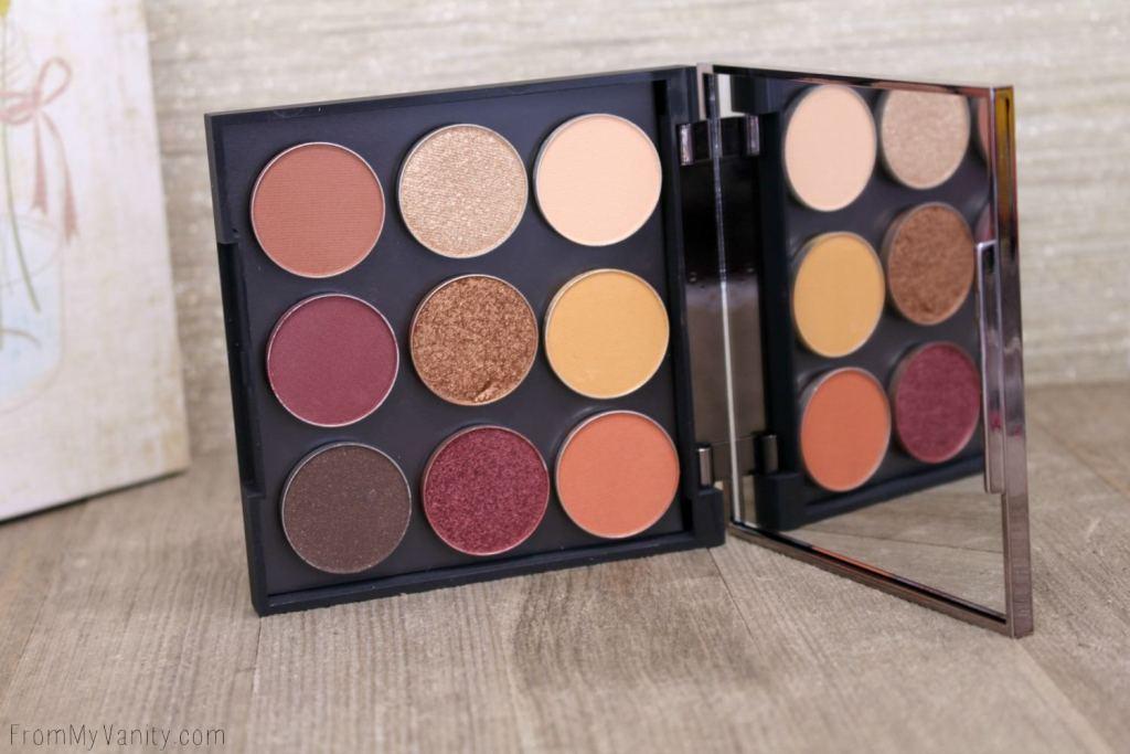 The Makeup Geek Autumn Glow Bundle Shadows - Limited Edition!