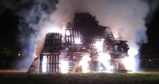 Bonfire Night 2012