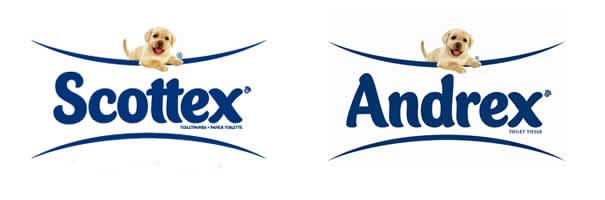 Scottex vs Andrex