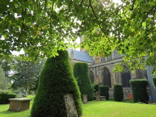 Holy Trinity Church - Sratford-upon-Avon