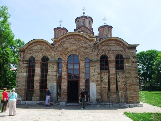 Day Trips from Prishtina - The Gračanica Monastery