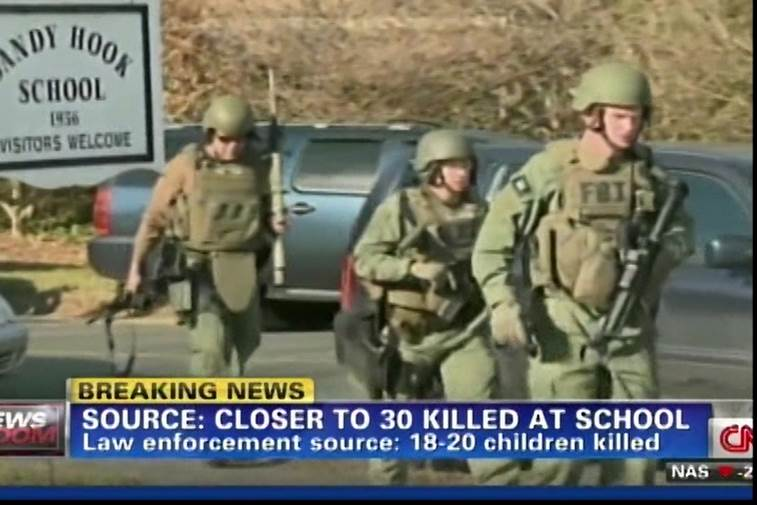 shooting up sandy hook prank Police to release new report on sandy hook officials stand outside of sandy hook elementary school after a shooting in evening update catch up on the day.