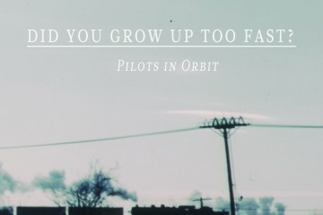 Pilots in Orbit EP cover