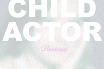 Child Actor EP cover