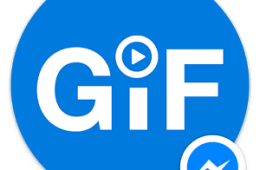 GIF for Facebook messenger