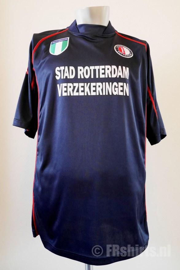 2002-2003 EC shirt