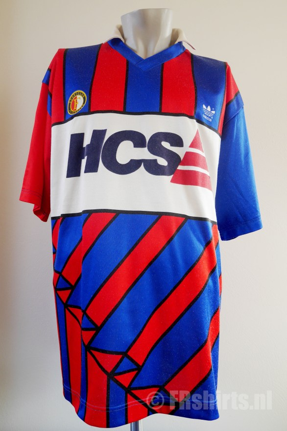1990-1992 Uitshirt Taument