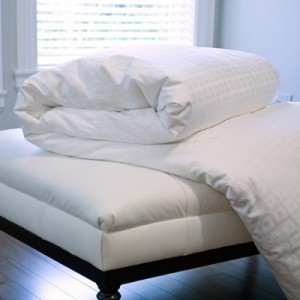 Manito silk-filled duvet