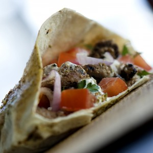 Nu Food Cart Souvlaki