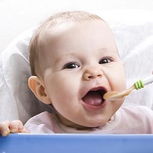 Feeding Baby - iStock