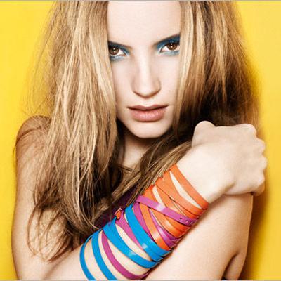 Swatch wrap bracelets
