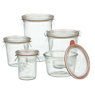 Weck Canning Jars - Crate &amp; Barrel