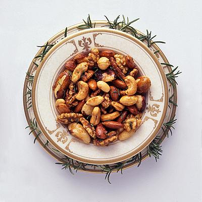 Lesley Stowe Big City Bar Nuts - Clinton Hussey