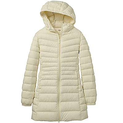 UNIQLO down ultra light coat