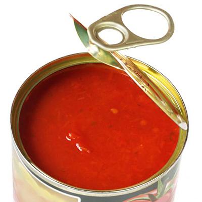 Tinned Tomatoes - 123rf