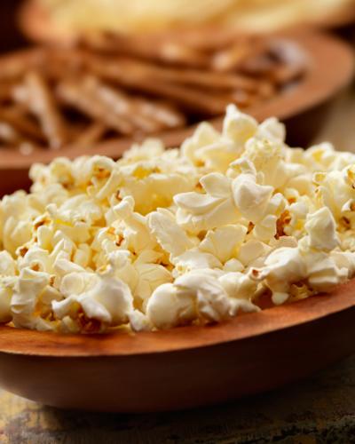 Popcorn - iStock