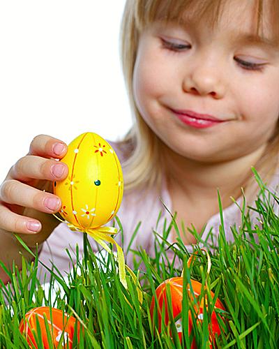 Easter Egg Hunting-shutterstock