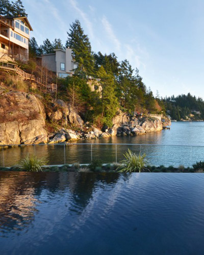 West Vancouver Waterfront Homes