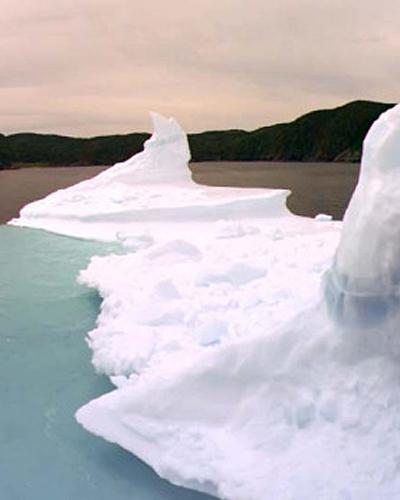Iceberg Alley- FlyOver Canada