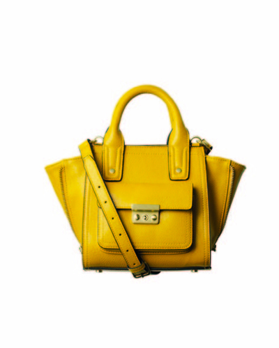 31. Philip Lim Yellow Bag Target