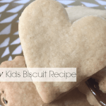 Three ingredient easy biscuit recipe…