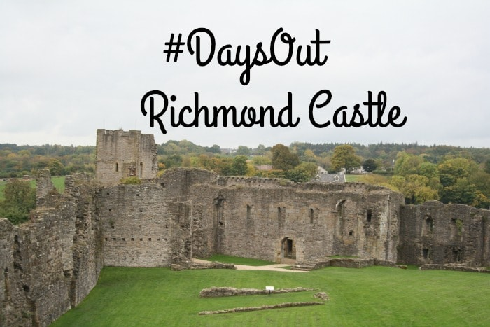 Days Out:  Richmond Castle….
