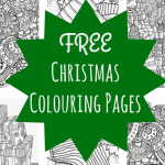What do you think about Colouring for Grown Ups?  {Includes 5 Absolutely Free Beautiful Christmas Colouring Pages}….