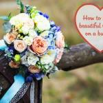 How to save money when you're planning a wedding….